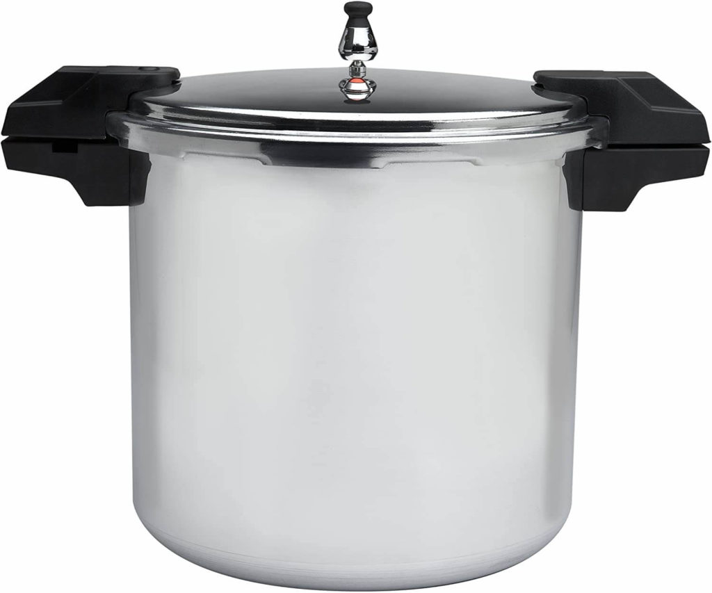5 gallon stainless steel pressure cooker
